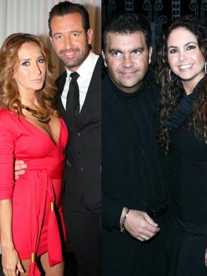 Son varias las rupturas de famosos que han impactado en los últimos 10 años. De las más polémicas fue la de Geraldine Bazán y Gabriel Soto, la cual se dio en medio de rumores de infidelidad.