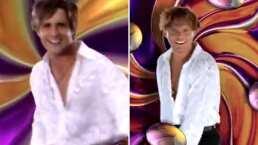 ¿Diego Boneta o Luis Miguel? Encuentra las diferencias en 'Cómo es posible que a mi lado'