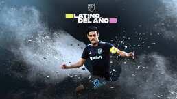 Siguen los premios para el histórico Carlos Vela, ahora nombrado como Latino del Año en la MLS