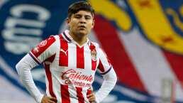 Chofis López marca golazo desde la media cancha