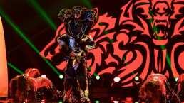 Cerbero pone a bailar a ¿Quién es la Máscara? 2020 con 'Yo Perreo Sola'
