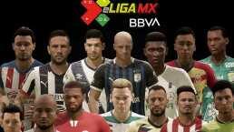 Estos son los jugadores que debutarán en la eLiga MX