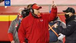 ¡Historias de lucha! Andy Reid y Bruce Arians en el Super Bowl LV