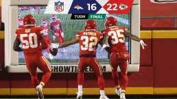 Chiefs no se queda atrás y obtiene su boleto para playoffs