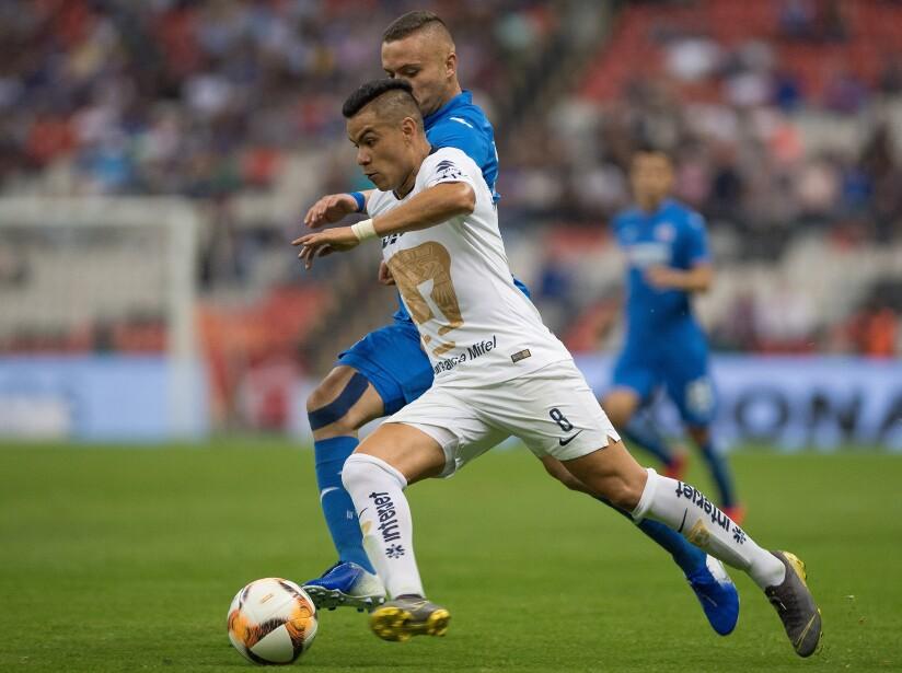 Nos preparamos para el partido de la jornada: Pumas vs Cruz Azul