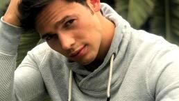 Emmanuel Palomares confiesa que es un romántico