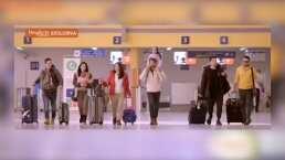 """Eugenio Derbez junto a toda su familia presenta su nuevo reality """"De viaje con los Derbez"""""""