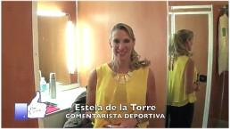 ¡Los secretos de la gimnasta Estela de la Torre en El Dicho!