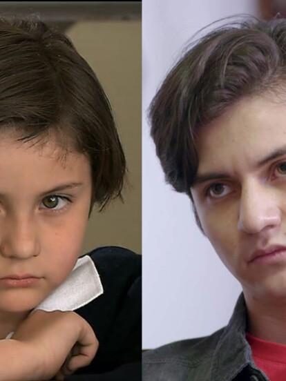 Nikolás Caballero impactó con su actuación en 'La mala educación', pero además ha participado en 'La edad de la inocencia', 'La amiga de mi novio', 'Deseos peligrosos', entre otros.