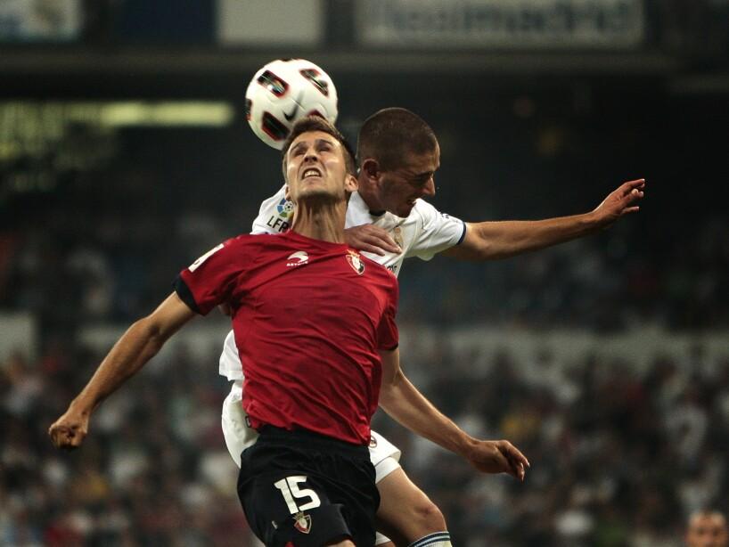 Karim Benzema, Oier Sanjurjo