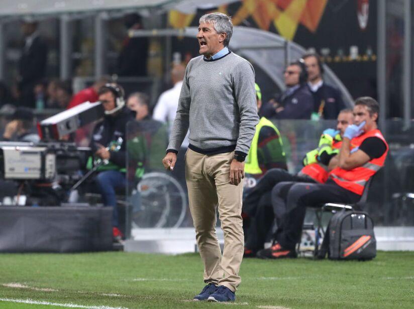 AC Milan v Real Betis - UEFA Europa League - Group F