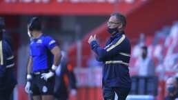 Ni Lillini puede creer el gol que el VAR le anuló a Pumas
