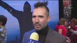José Ron celebra 15 años de carrera con Ringo