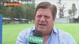 Miguel Herrera quiere reemplazos igual de fuertes que Uribe y Marchesín