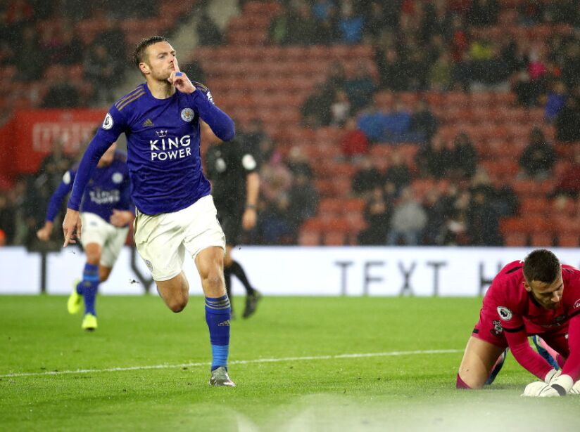 Southampton FC v Leicester City - Premier League