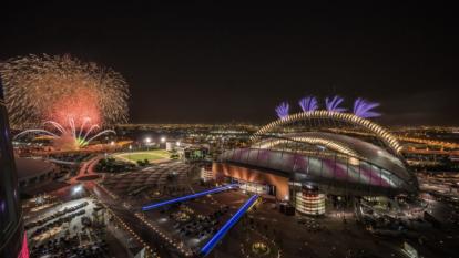 Estadio Internacional Khalifa | Doha, Catar | 50 mil espectadores