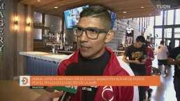 Vergil Ortiz Jr. y Antonio Orozco cumplen con el pesaje