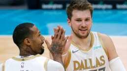 Doncic brilla con Mavericks ante Hornets