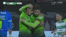 ¡Bravos toma la ventaja con penalti polémico! Lezcano pone el 1-0