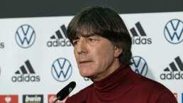 Joachim Löw dice que es el momento de dejar a Alemania