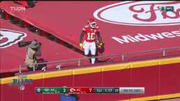 ¡En Blitz! Los mejores touchdowns de la Semana 8 de la NFL