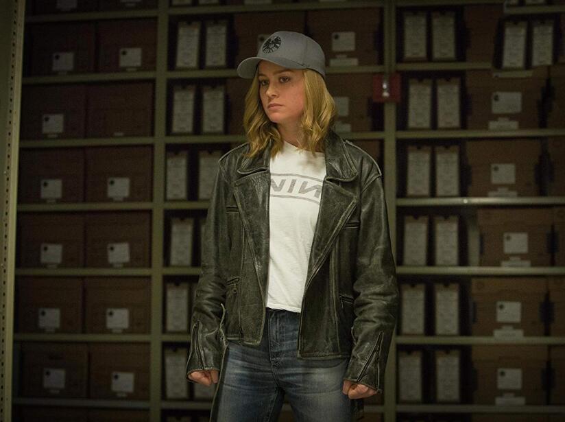 ¿Capitana Marvel o Mujer Maravilla?