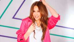 Thalía se transforma en anime y luce irreconocible