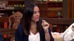 Zuria Vega revela cómo eligió el nombre de su segundo bebé