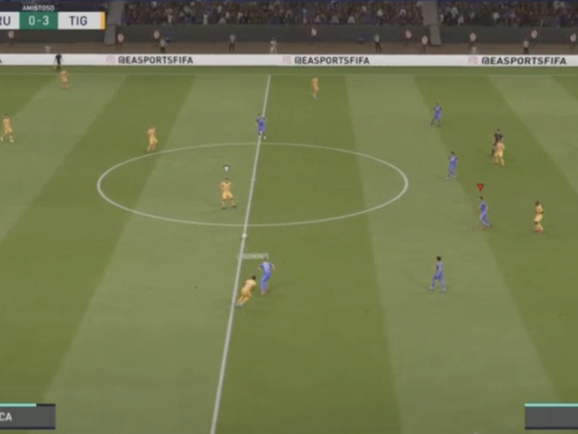 eLiga MX, Cruz Azul vs Tigres, 15.png