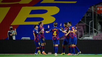 El Espanyol juega con el corazón, pero no es suficiente y pierden la permanencia en La Liga.