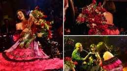 Ángela Aguilar y su espectacular presentación en el Palenque de la Feria de León