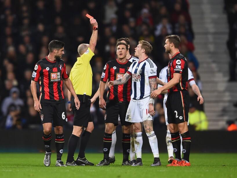 West Bromwich Albion v A.F.C. Bournemouth - Premier League