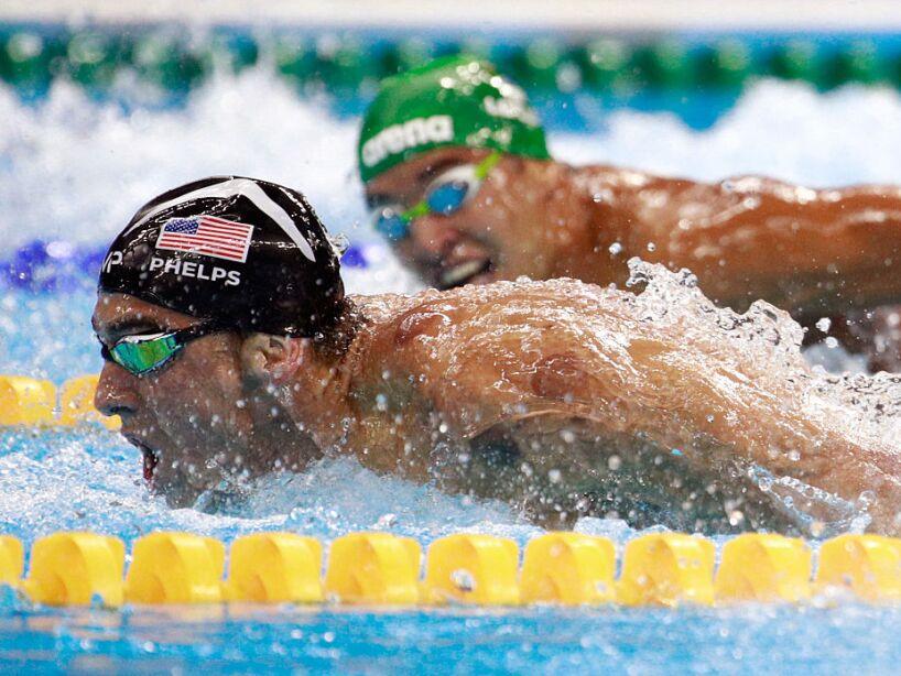 Swimming - Olympics: Day 4