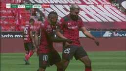 ¡Triplete de Canelo! Alexis finiquita a Mazatlán con el 4-1
