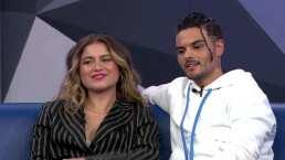 Sofía Reyes y Abraham Mateo cantan a dueto y revelan sí hay algo más entre ellos