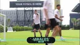 ¡Brutal! Beckham muestra a Inter Miami la verdadera magia con el balón