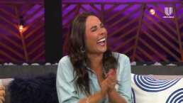 Consuelo Duval desata las risas de las 'Netas' al improvisar y aventarse la 'canción del sexo'