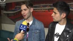 Félix y Gil cantan desde la 'friendzone'