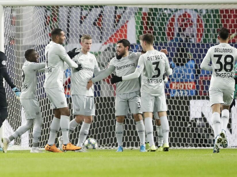 Real Madrid y PSG repartieron puntos; Juventus ganó por la mínima a los 'colchoneros'.