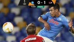 Napoli y el 'Chucky' caen en su debut en Europa League