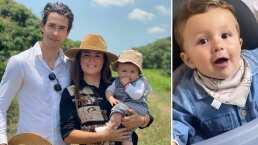 Lucca, hijo de Mariana Echeverría, ya 'chantajea' a su mamá y es simplemente adorable