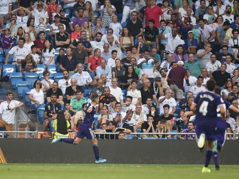 Real Madrid 1-1 Valladolid