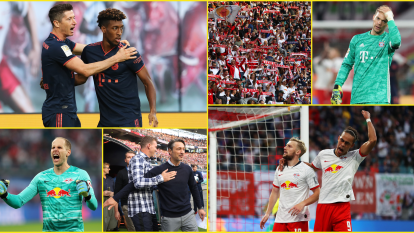 Elétrico empate entre los pupilos de Julian Nagelsmann y Niko Kovac; el Bayern se adelantó con gol de Lewandowksi pero Forsberg, desde los 11 metros, igualó el partido para el 1-1 final.