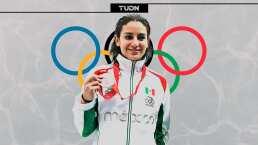 Paola va por hazaña olímpica que muy pocos han conseguido