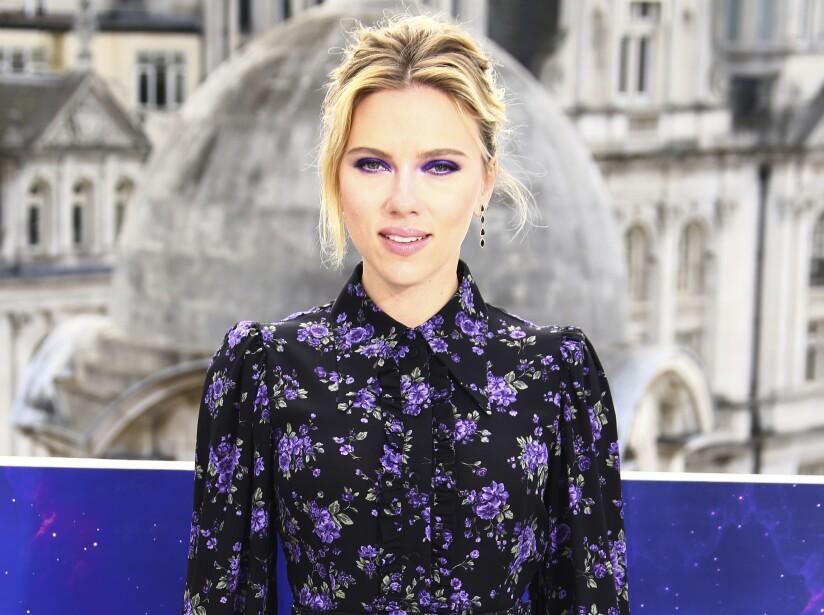Scarlett Johansson se compromete por tercera ocasión