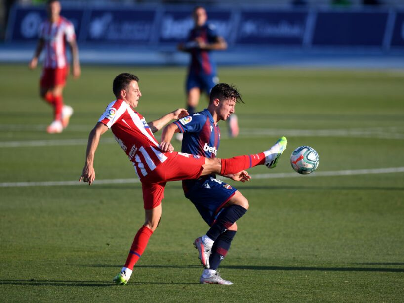 Levante UD v Club Atletico de Madrid - La Liga