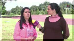 ENTREVISTA: Claudia Ortega recomienda aprender de los tiempos difíciles