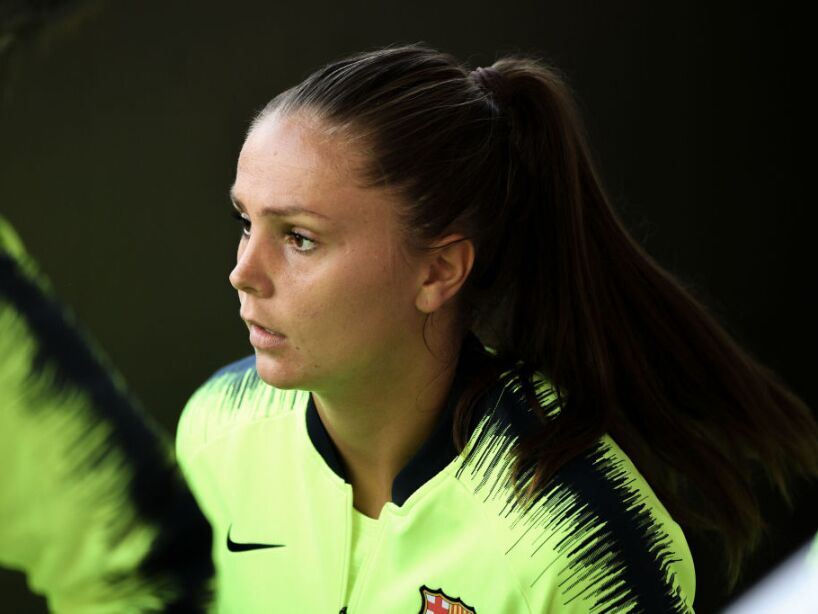 Barcelona v BIIK-Kazygurt - UEFA Women's Champions League Round of 32 2nd Leg