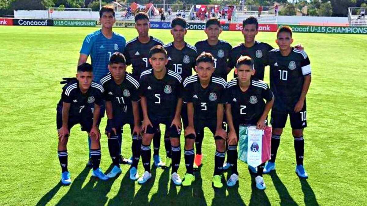 Sobre la hora, Israel le saca empate a México en Concacaf