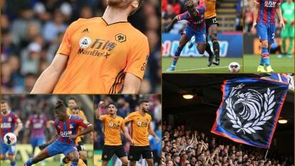 El Wolverhampton rescató un valioso punto tras el empate 1-1 ante el Crystal Palace en el Selhurst Park, con Raúl Jiménez durante 73 minutos en el terreno de juego y con un jugador menos.